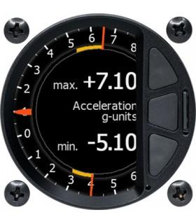 Accéléromètre G-Meter 57 LX-NAV