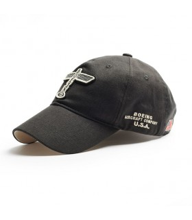Casquette Boeing Totem Red Canoe