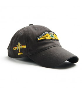 Casquette National Air Service Red Canoe