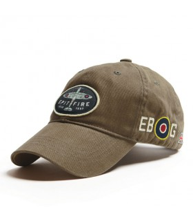 Casquette Spitfire Red Canoe