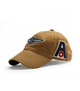 Casquette US Air Service Red Canoe