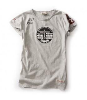 B-17 T-Shirt Femme