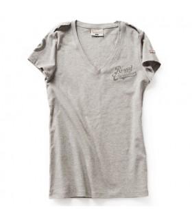 RCAF T-Shirt col en V, Femme