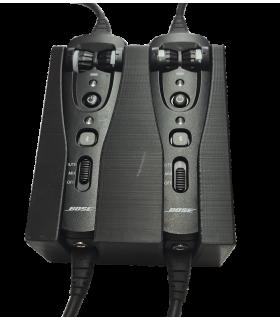 Support double pour boîtier Bose A20