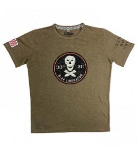 T-shirt Eager Beaver Brun - Warson Motors