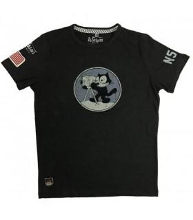 T-shirt Avenger Carbone - Warson Motors