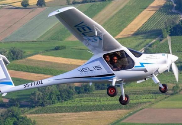 Le premier avion électrique certifié au monde !