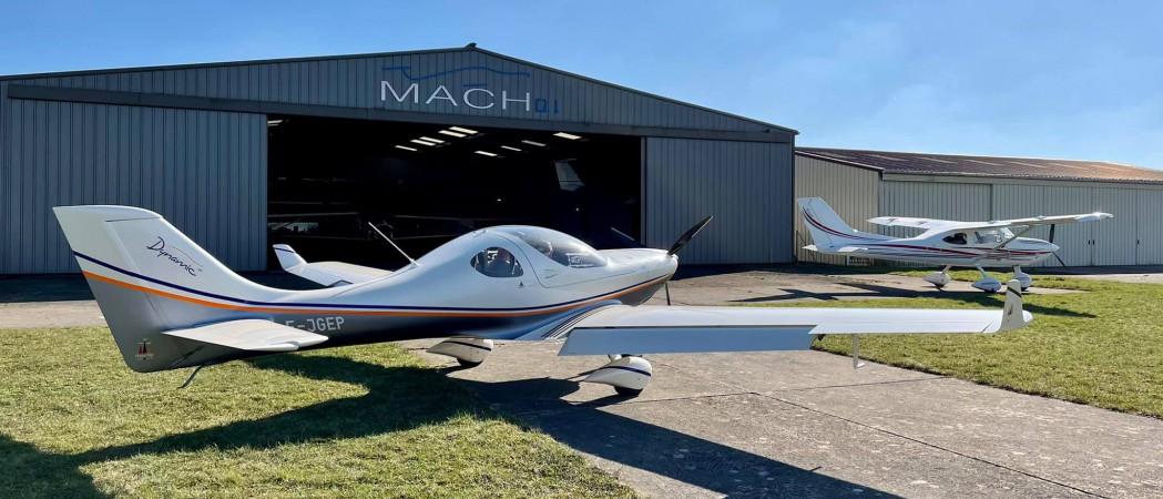 MACH 01 - Nouveau partenaire